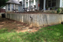 2 Before- brickwall