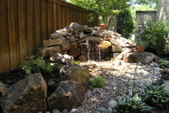 Smith Res pondless waterfall