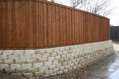 Diamond wall  fence